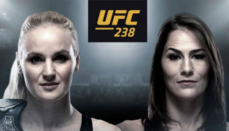 UFC 238 Picks: Valentina Submits Eye