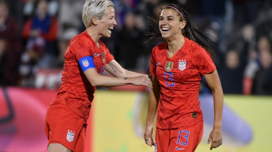 United States Starts Title Defense With Largest Win In a Women's World Cup Match