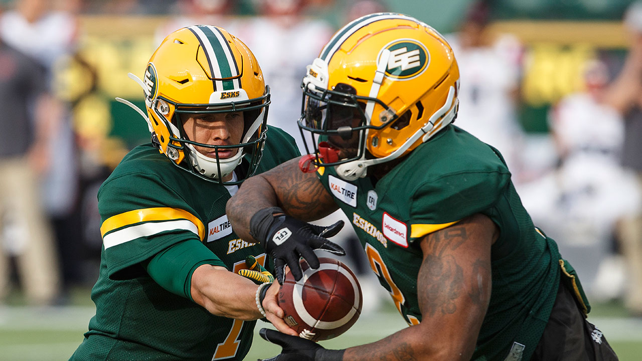 The Eskimos Look To Build Some Early Momentum In The CFL West