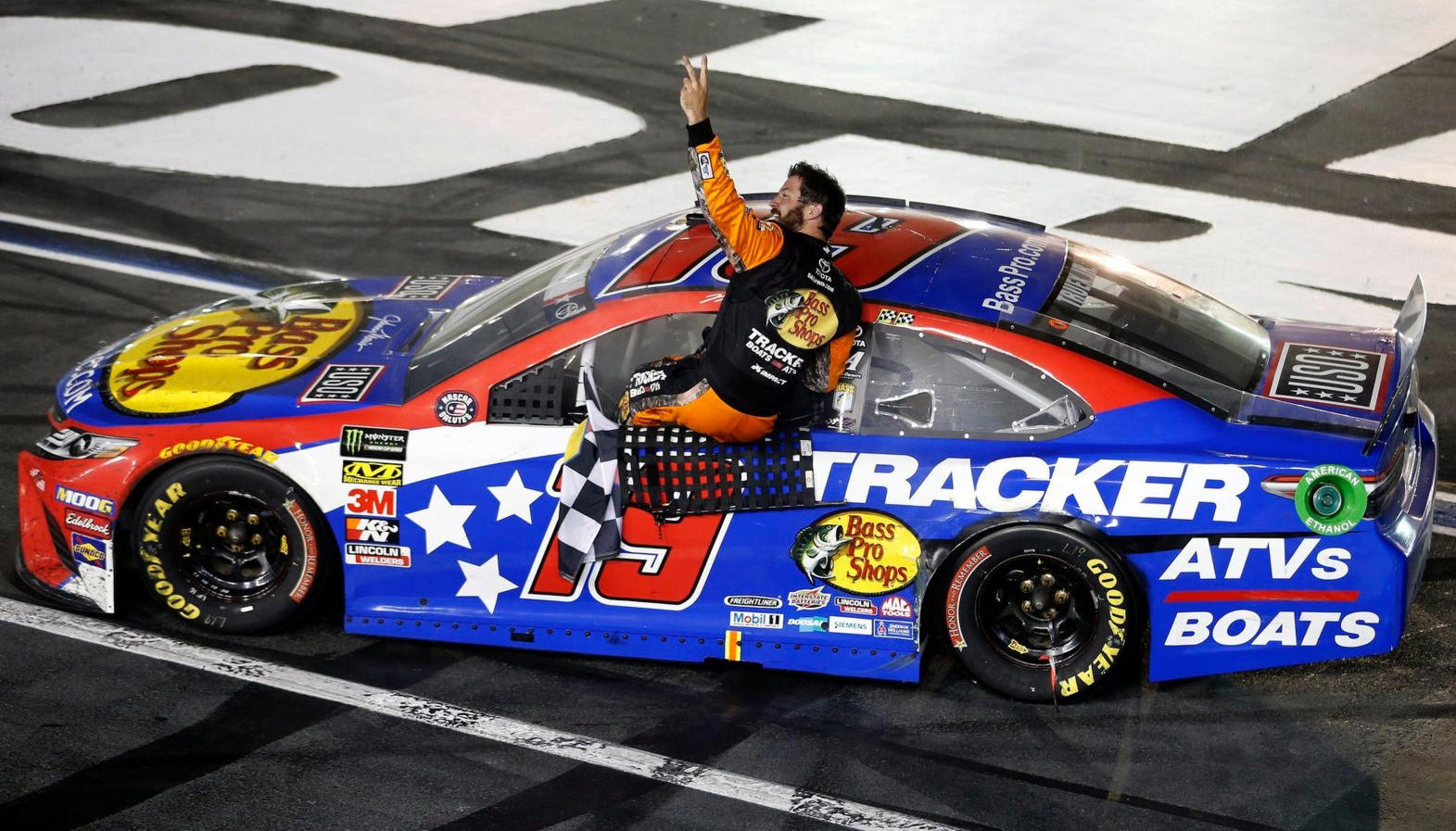 Martin Truex Jr. Is Gunning For Back-to-Back Wins On The Road Course At Sonoma