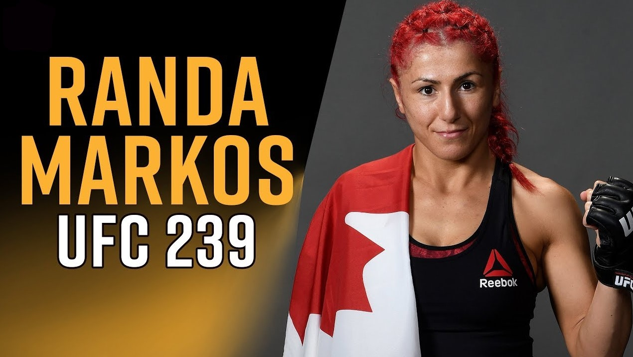 "UFC Picks: Randa ""Quiet Storm"" Markos Is Underrated"
