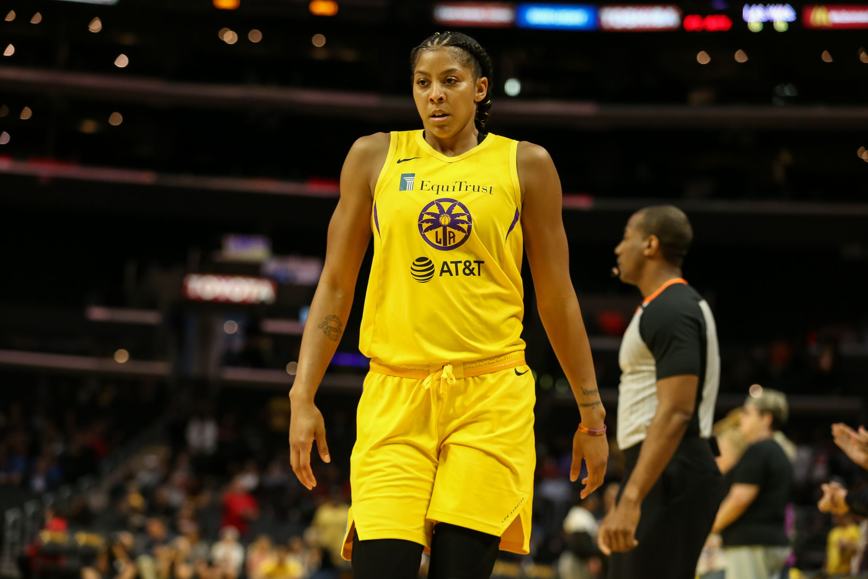 Tuesday WNBA Pick of The Day: Sparks & Wings Combine For Lots Of Points Early