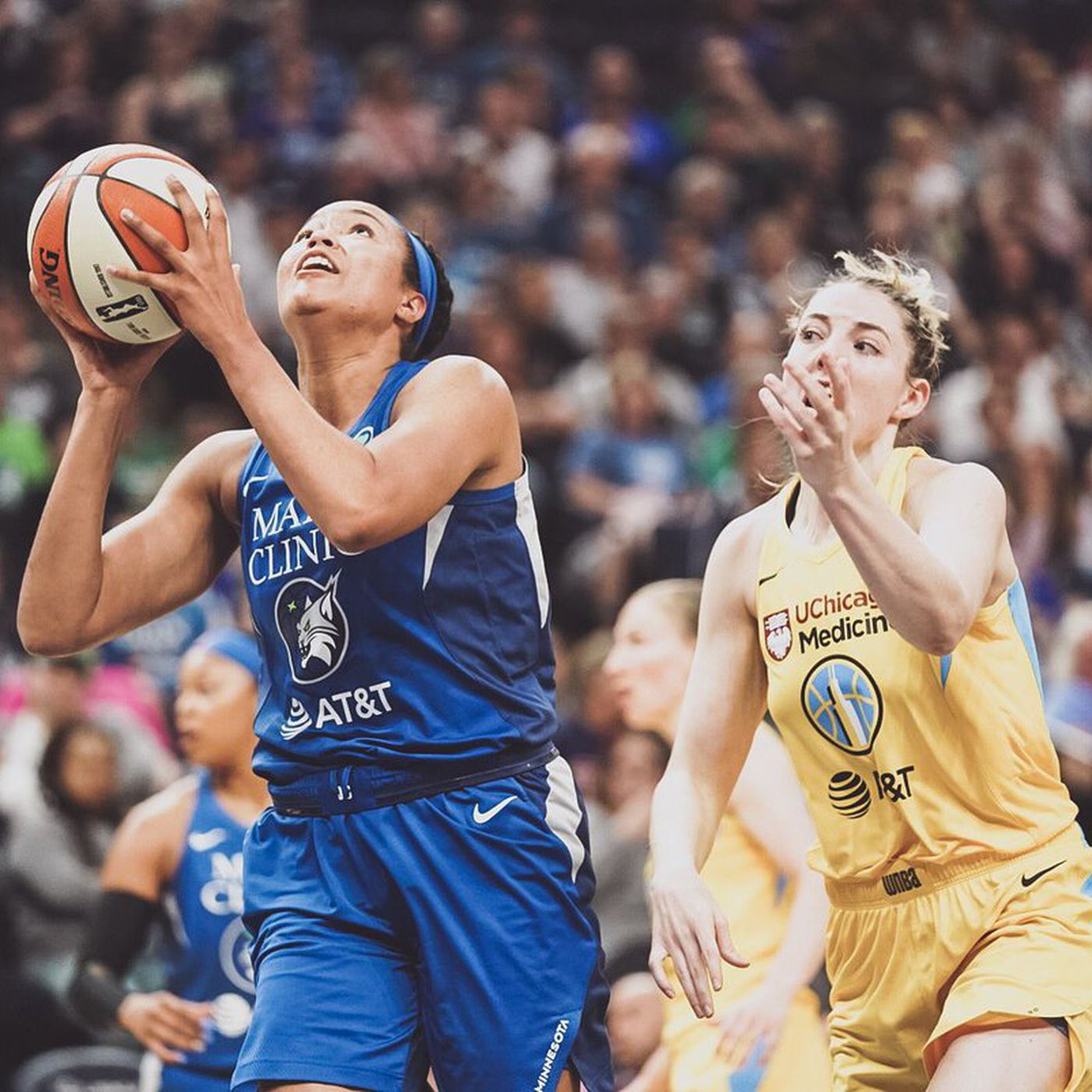 Lynx And Sky Look To Get A Streak Going