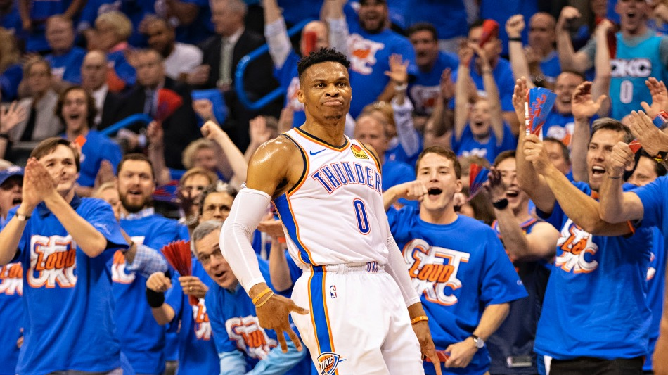 Russell Westbrook Season Props; Does He Fit With The Rockets?