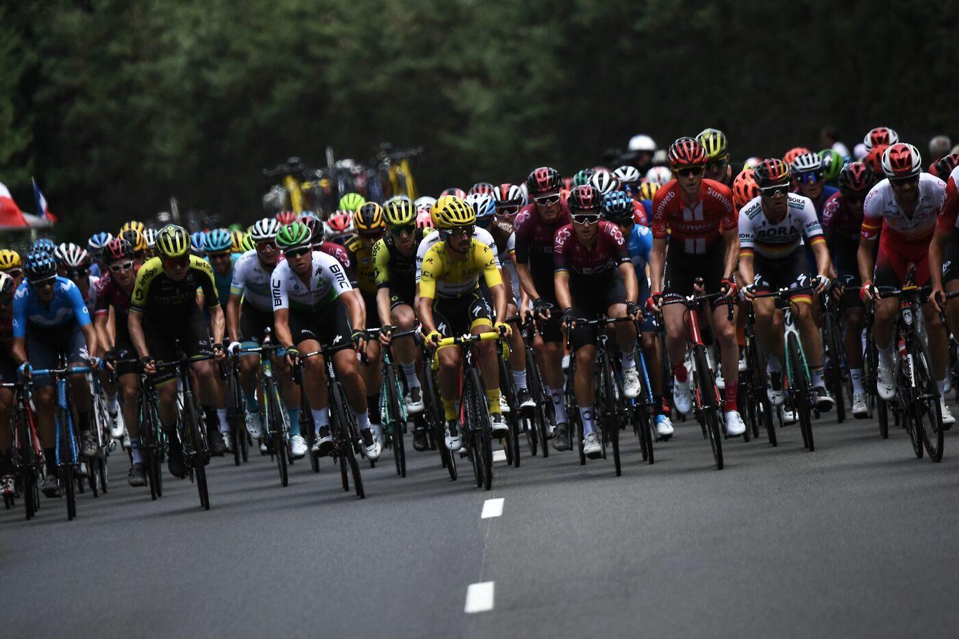 Tour de France Stage 11: Albi To Toulouse