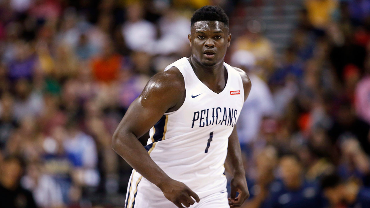 Zion Williamson Signs Endorsement Deal With Nike's Jordan Brand