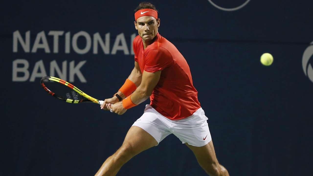 Can Nadal Win Back-To-Back Titles In Canada For The First Time?