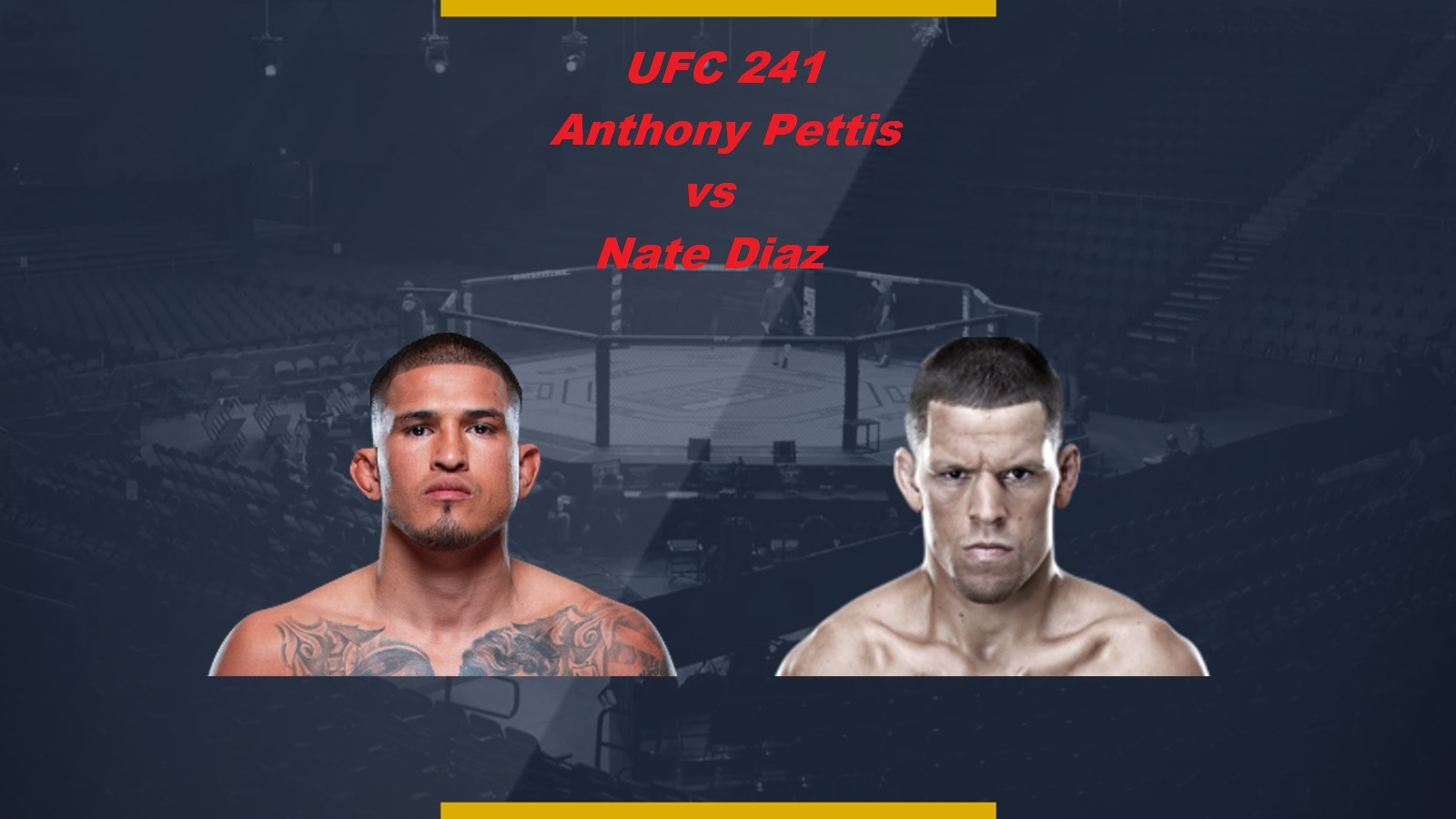 Anthony Pettis vs Nate Diaz UFC 241 Fight Predictions And Picks