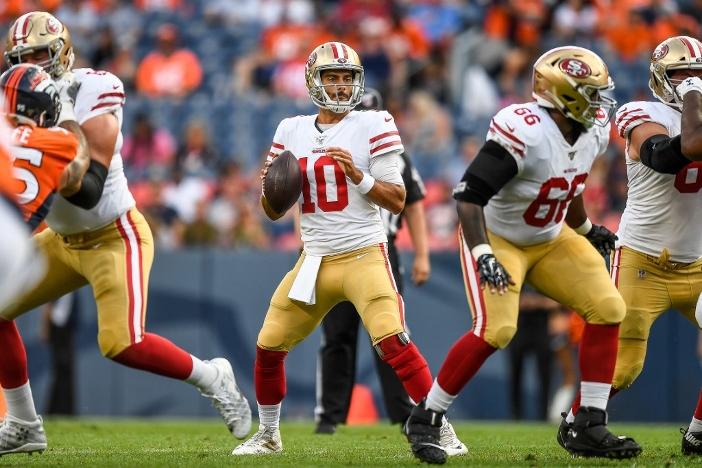 What If Jimmy Garoppolo Is Not the Right 49ers Quarterback?