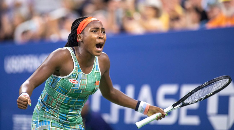 Coco Gauff Moves On Setting Up US Open Round 3 Match With Naomi Osaka