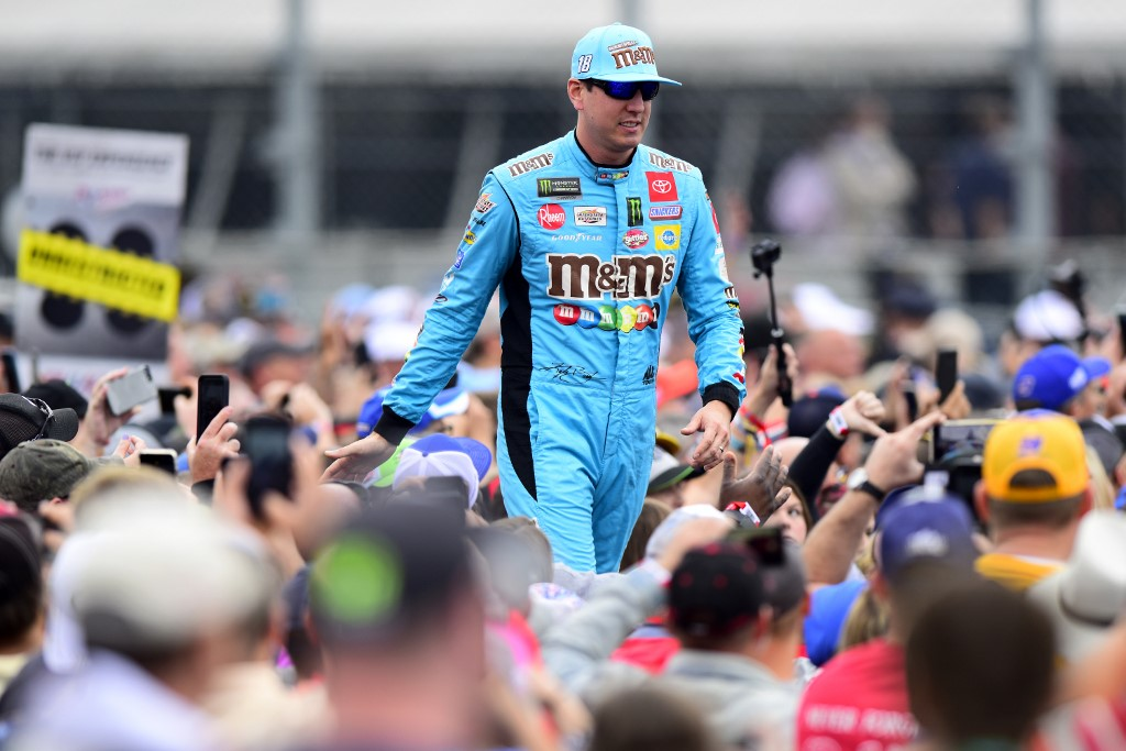 Kyle Busch Is The Clear Favorite To Win 2019 NASCAR Cup Series