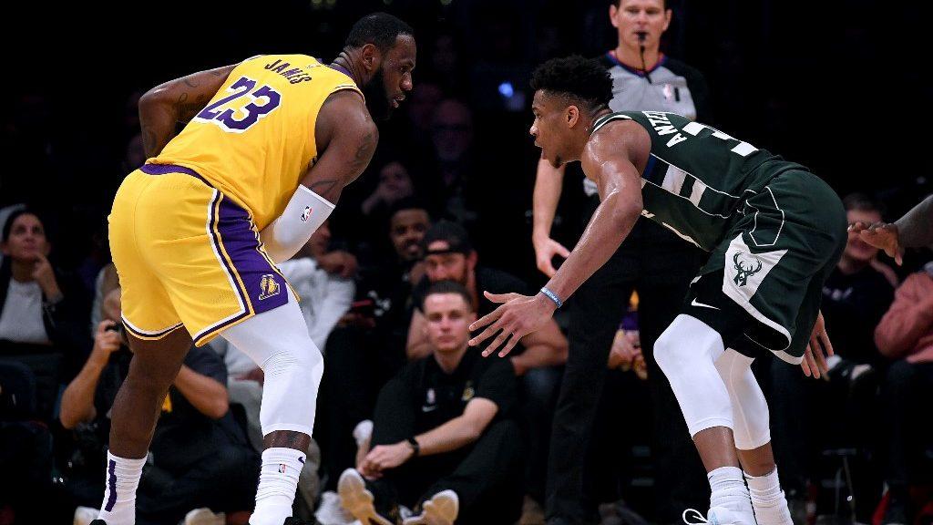 Can LeBron James Catch Giannis Antetokounmpo For NBA MVP?