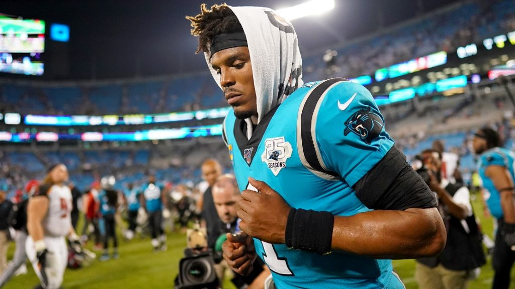 Cam Newton Free Agency: Patriots To Sign Former NFL MVP?