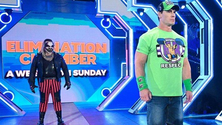 "Will ""The Fiend"" Bray Wyatt & John Cena's Firefly Fun House Match Save WrestleMania 36?"