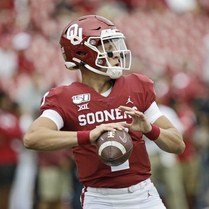 2020 Heisman Trophy Odds: Oklahoma Quarterback Spencer Rattler