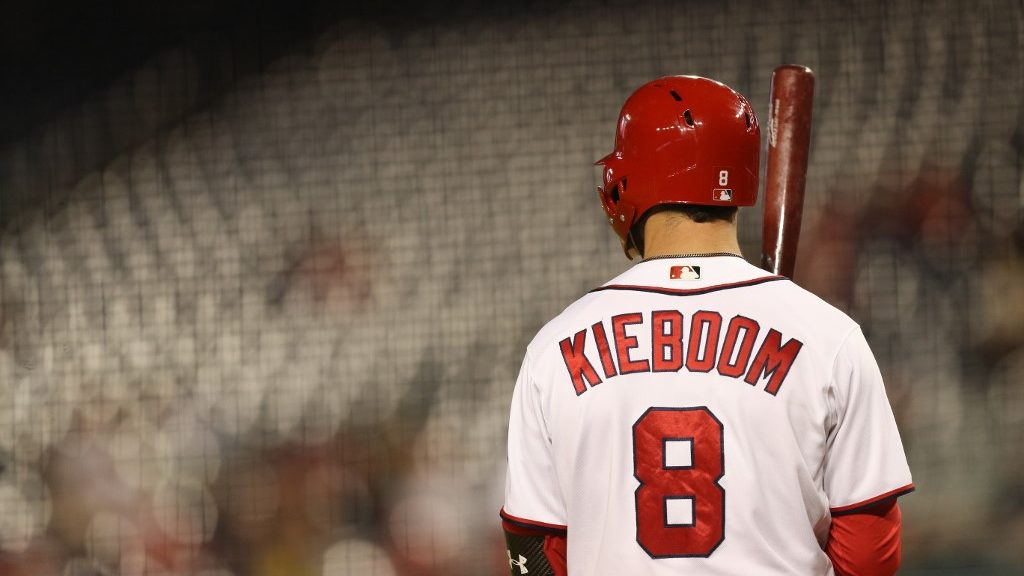 Can Carter Kieboom Help the Nationals Replace Anthony Rendon?