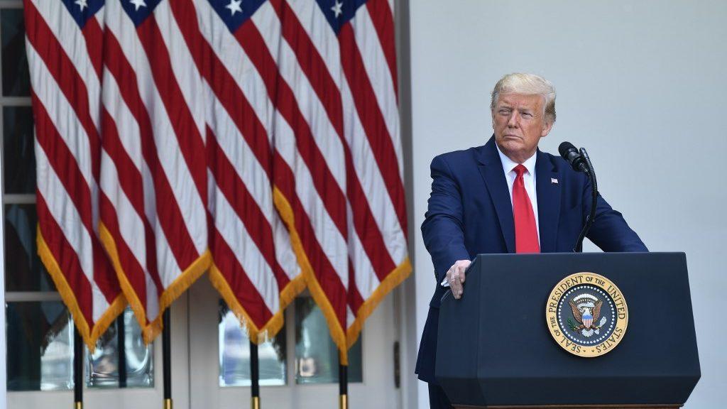 President Trump Now Underdog for November Election