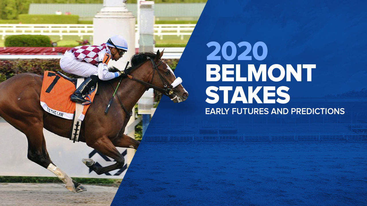 horse racing betting odds belmont