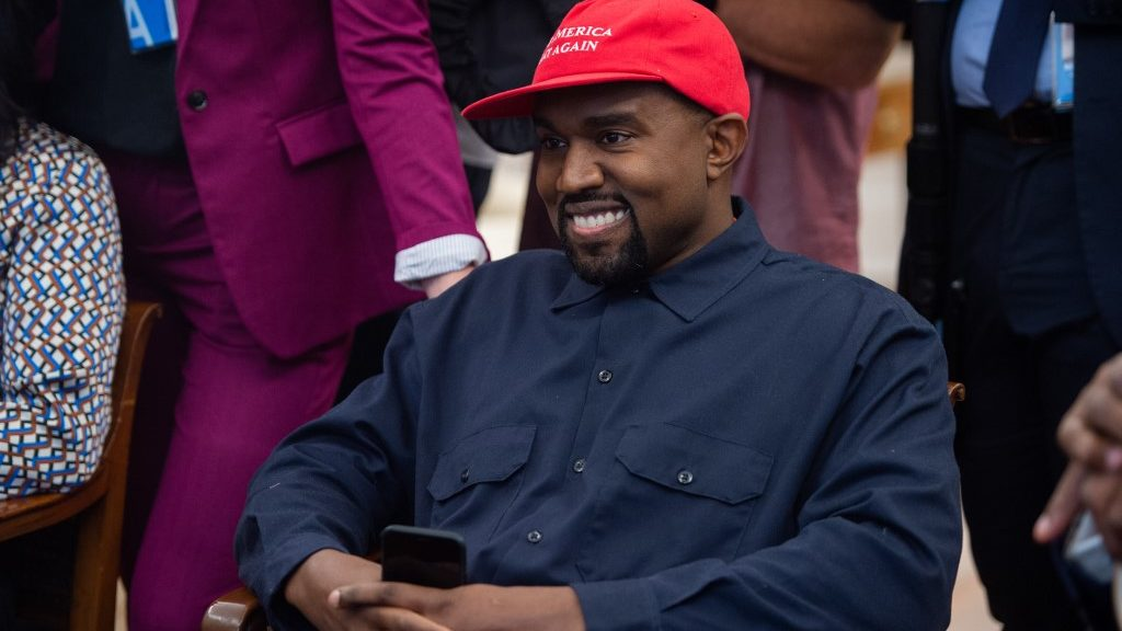 Kanye West's Late Presidency Bid at +10000 Odds