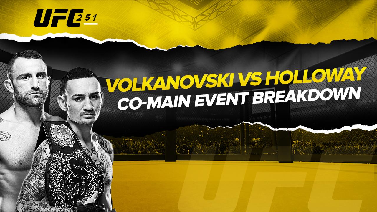 UFC 251: Volkanovski vs. Holloway Fight Picks and Predictions