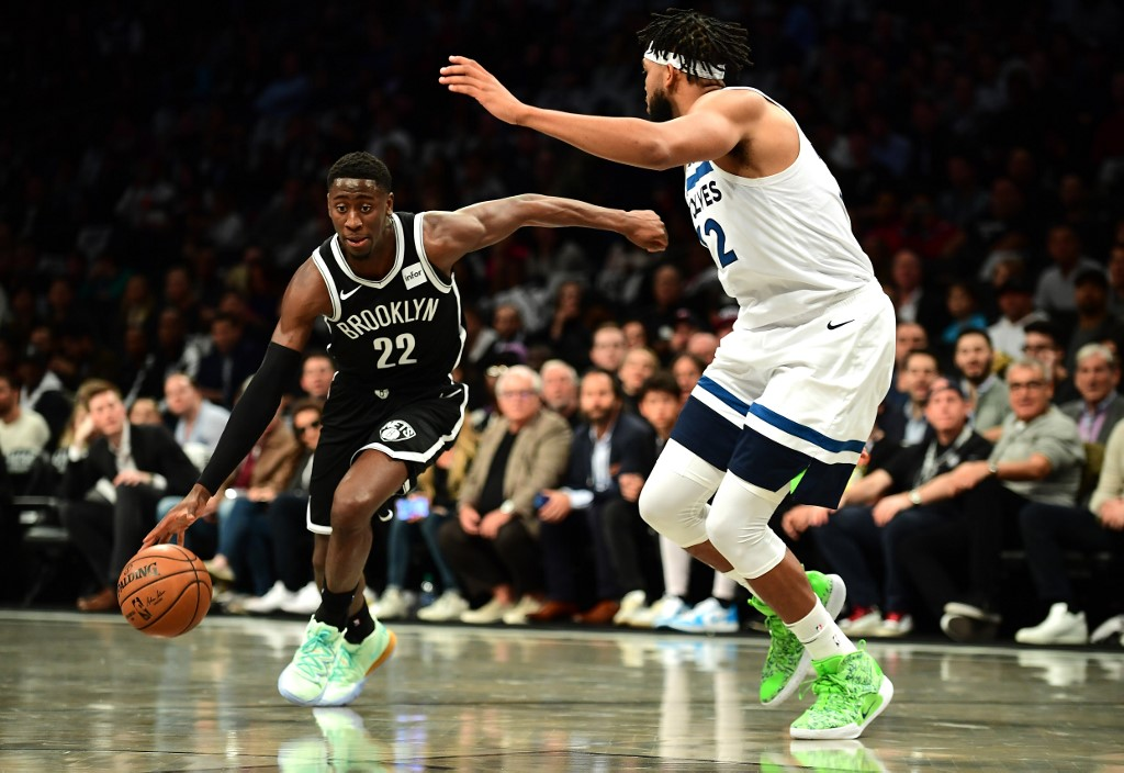 Depleted Nets Will Rely On Caris Levert Picks