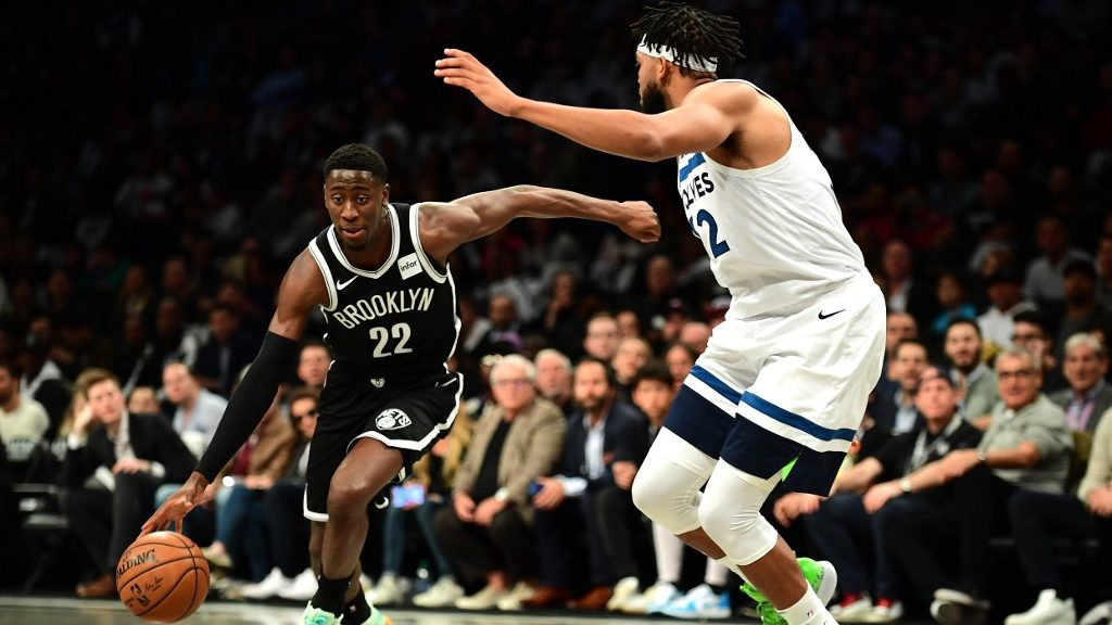 Depleted Nets Will Rely on Caris LeVert