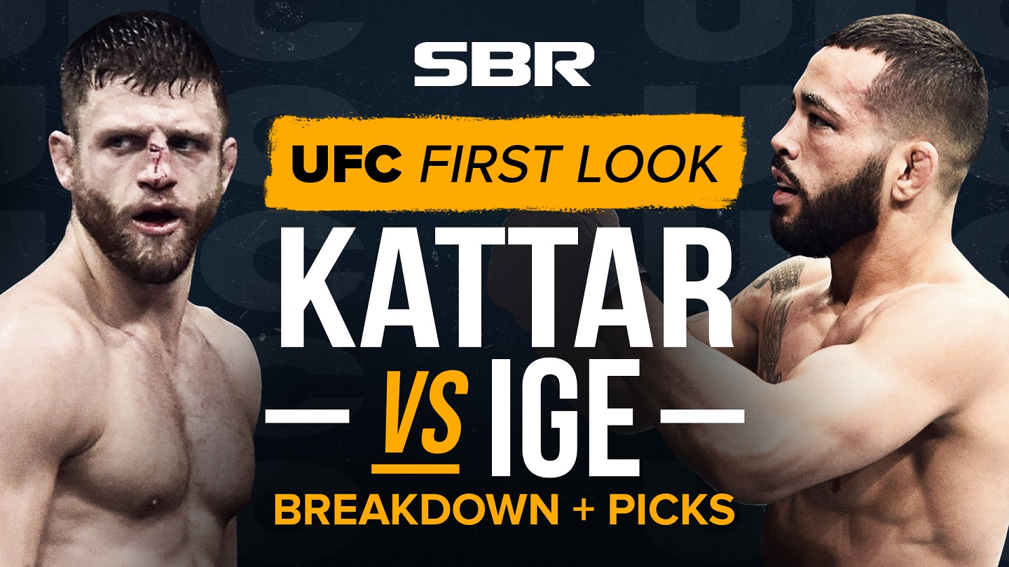 UFC on ESPN 13: Kattar vs Ige First Look | Odds, Betting Preview and Prediction