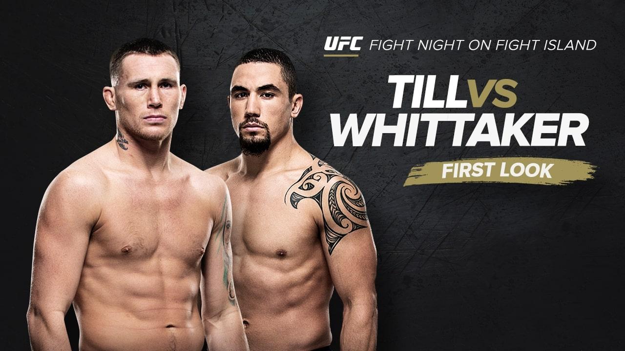 UFC Fight Night: Till vs. Whittaker Predictions
