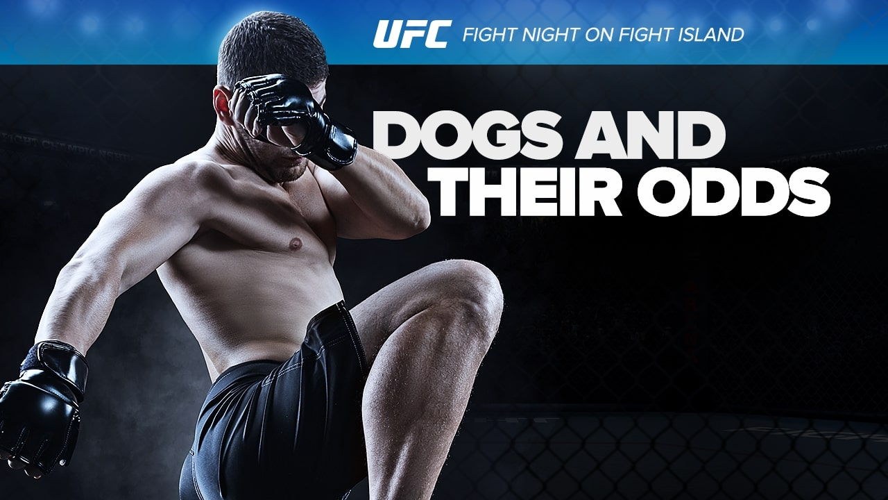 UFC Fight Night: 'The Dogs and Their Odds'