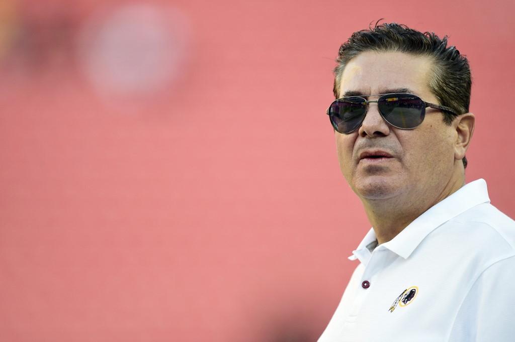Dan Snyder Owner Washington Redskins
