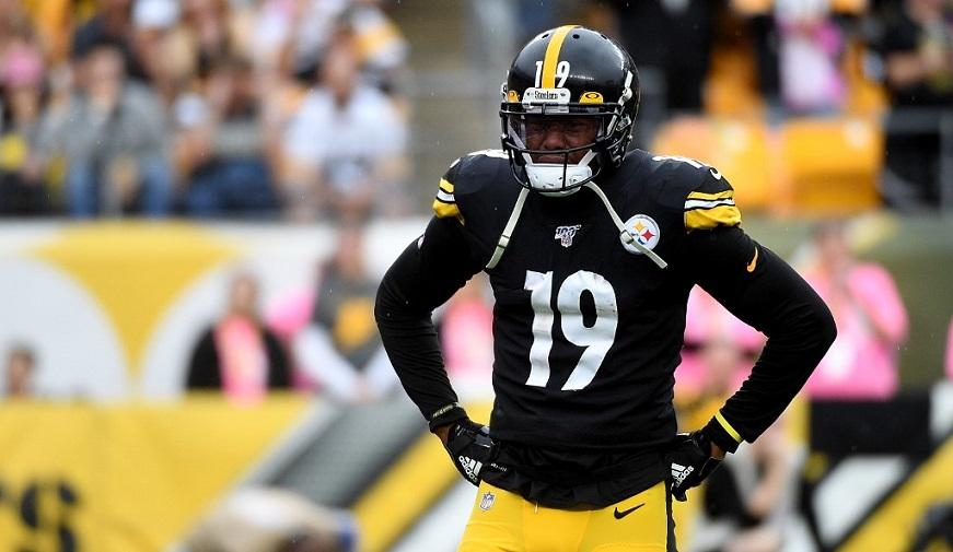 JuJu Smith-Schuster Pittsburgh Steelers