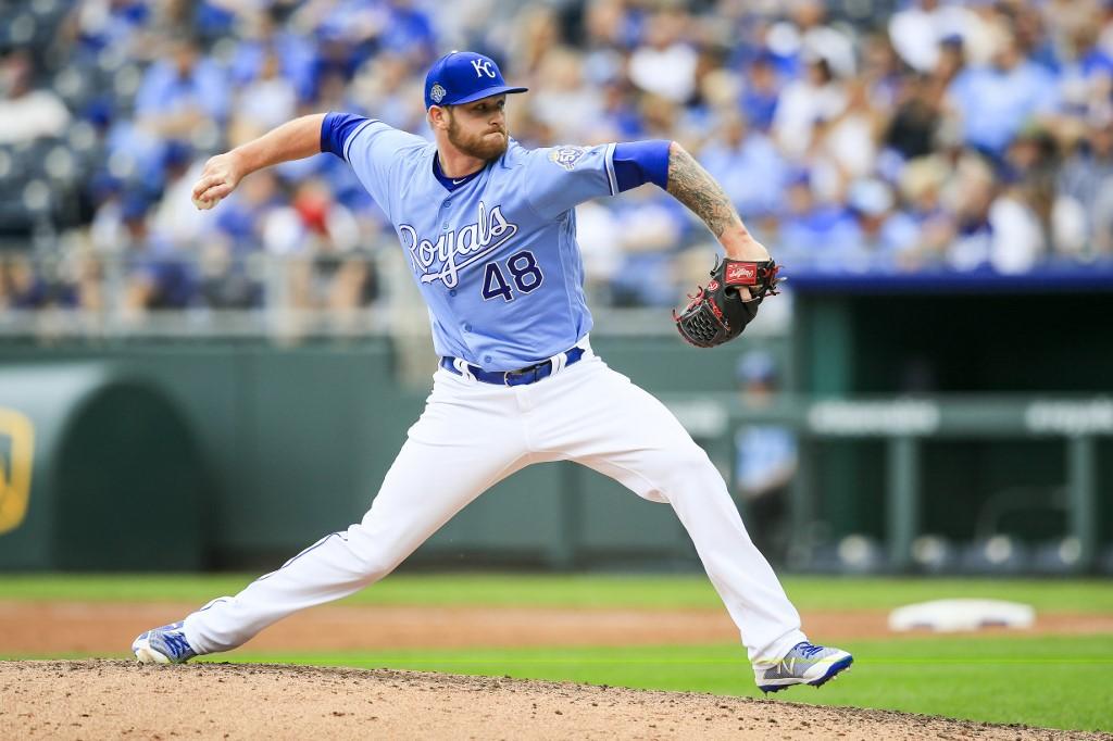 Kansas City Royals Ben Lively