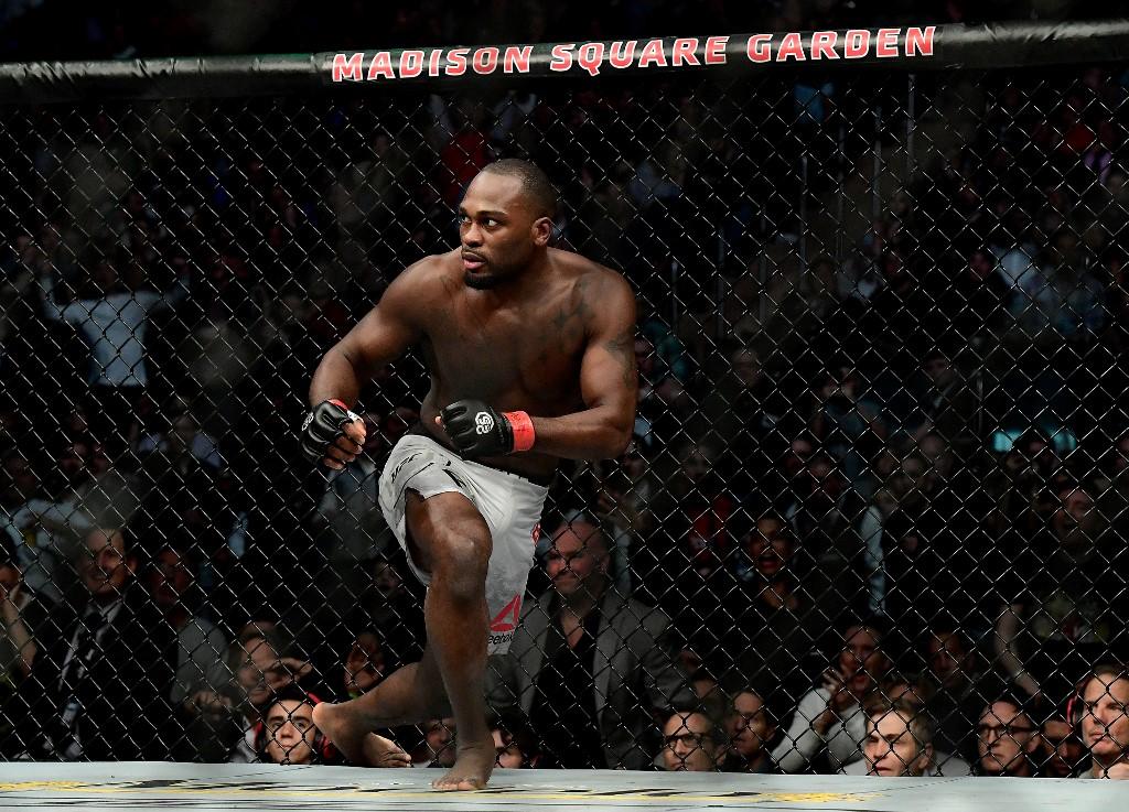 Derek Brunson UFC