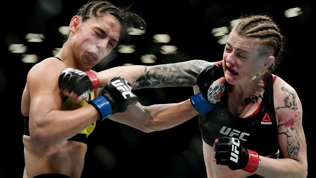 UFC Fight Night Co-Main Event: Calderwood vs. Maia   Odds and Predictions