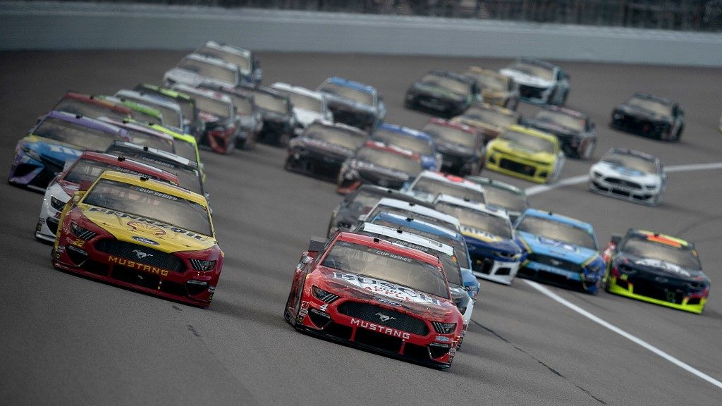 NASCAR Cup Series at New Hampshire Top Bet