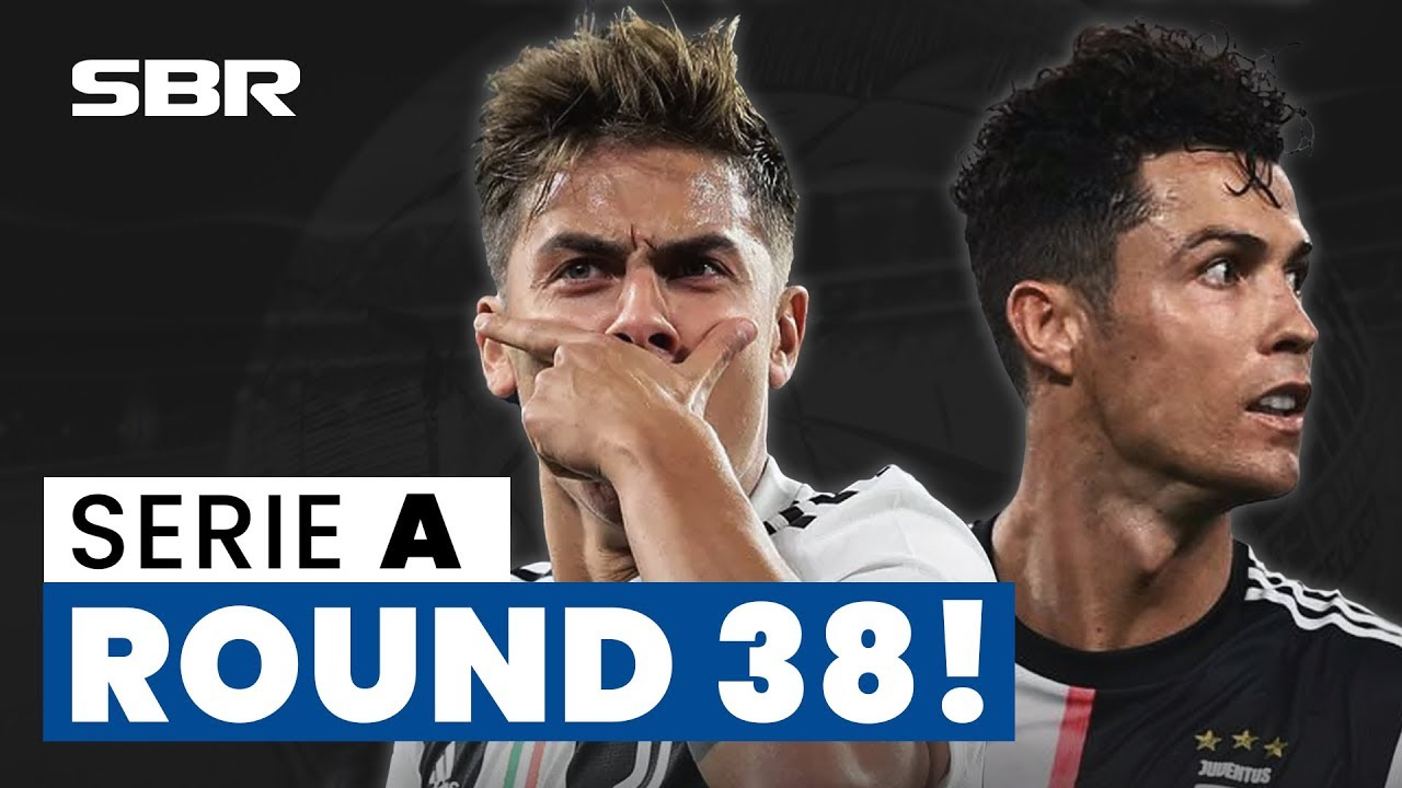 [Watch] Serie A Week 38 Football Match Tips, Odds and Predictions