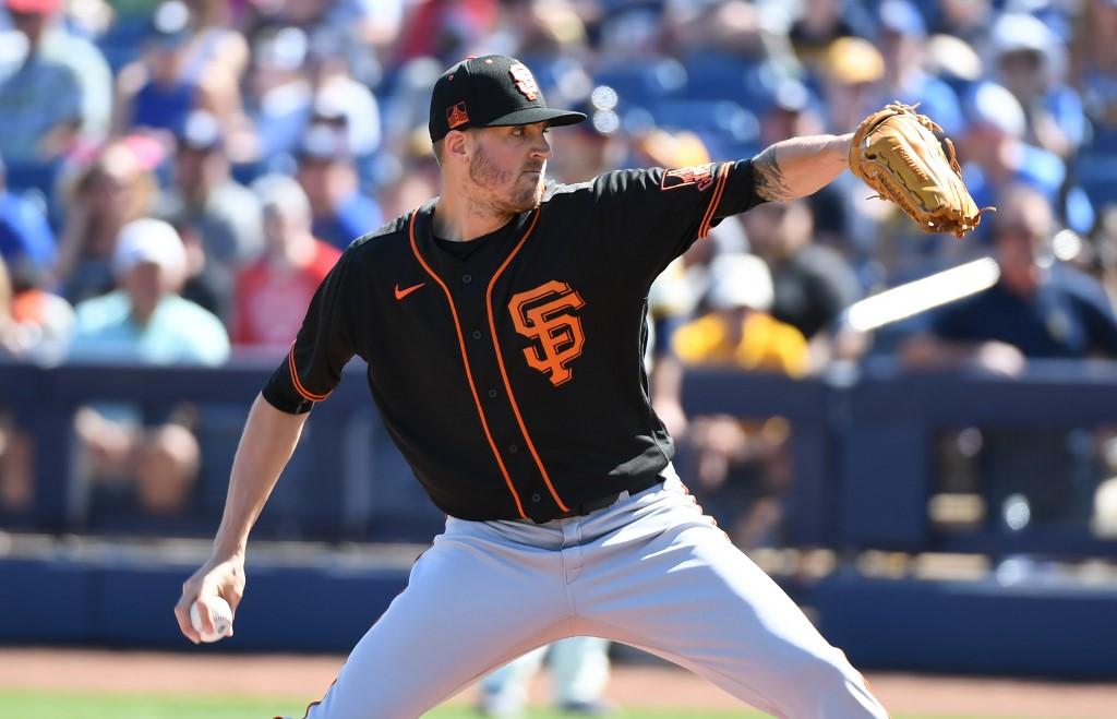 Kevin Gausman San Francisco Giants