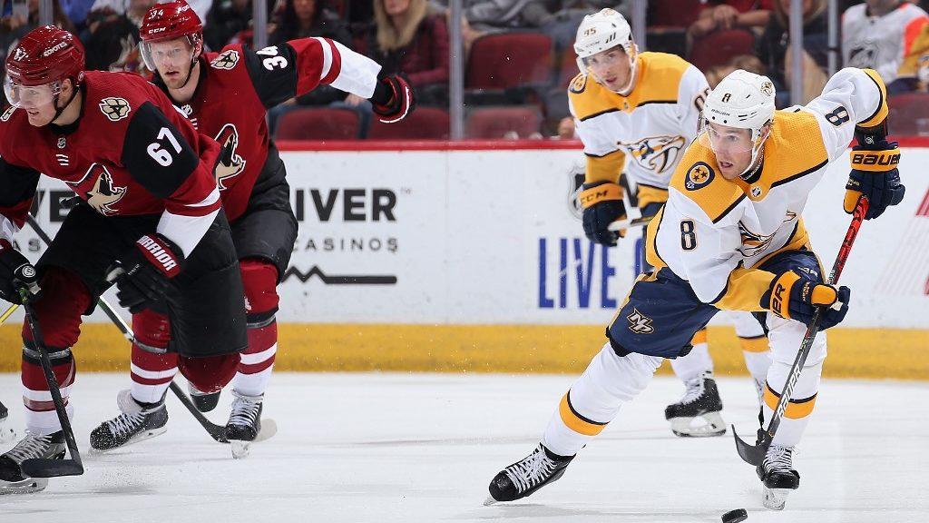 Coyotes vs. Predators NHL Series Preview and Predictions