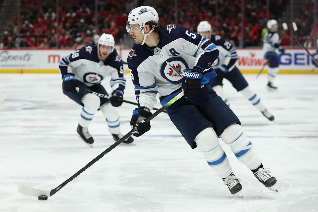 Mark Scheifele Winnipeg Jets