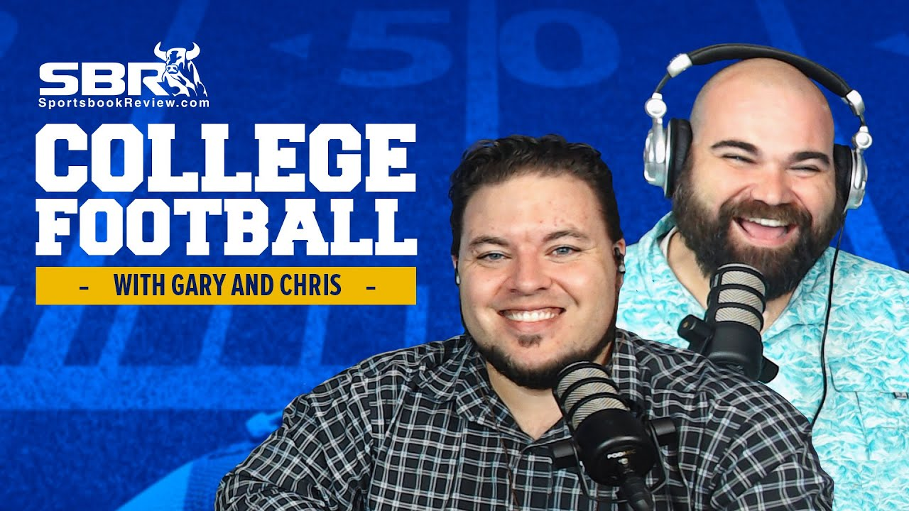 SBR Welcomes Our New College Football Experts Gary & Chris!