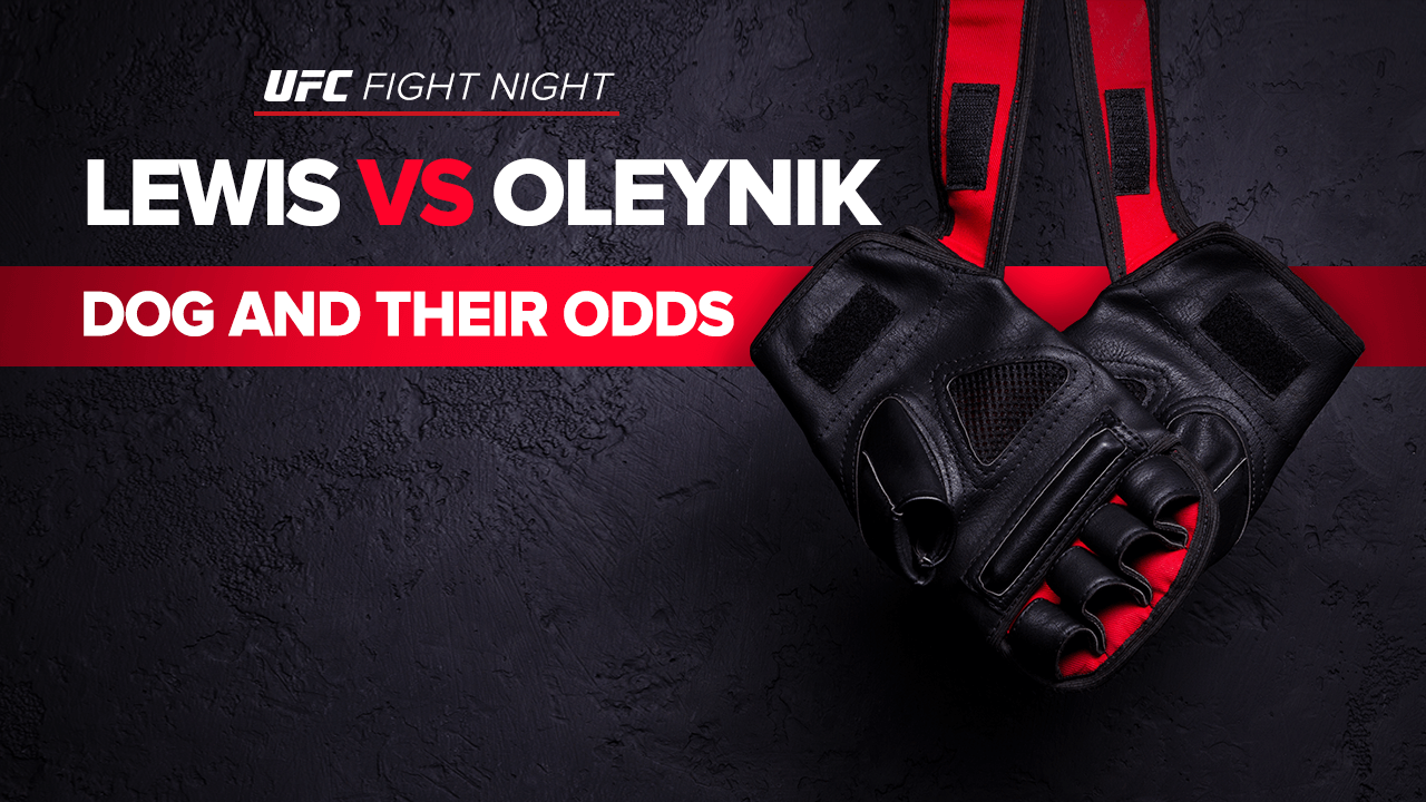 UFC Fight Night: 'The Dogs and Their Odds' Betting Picks and Predictions