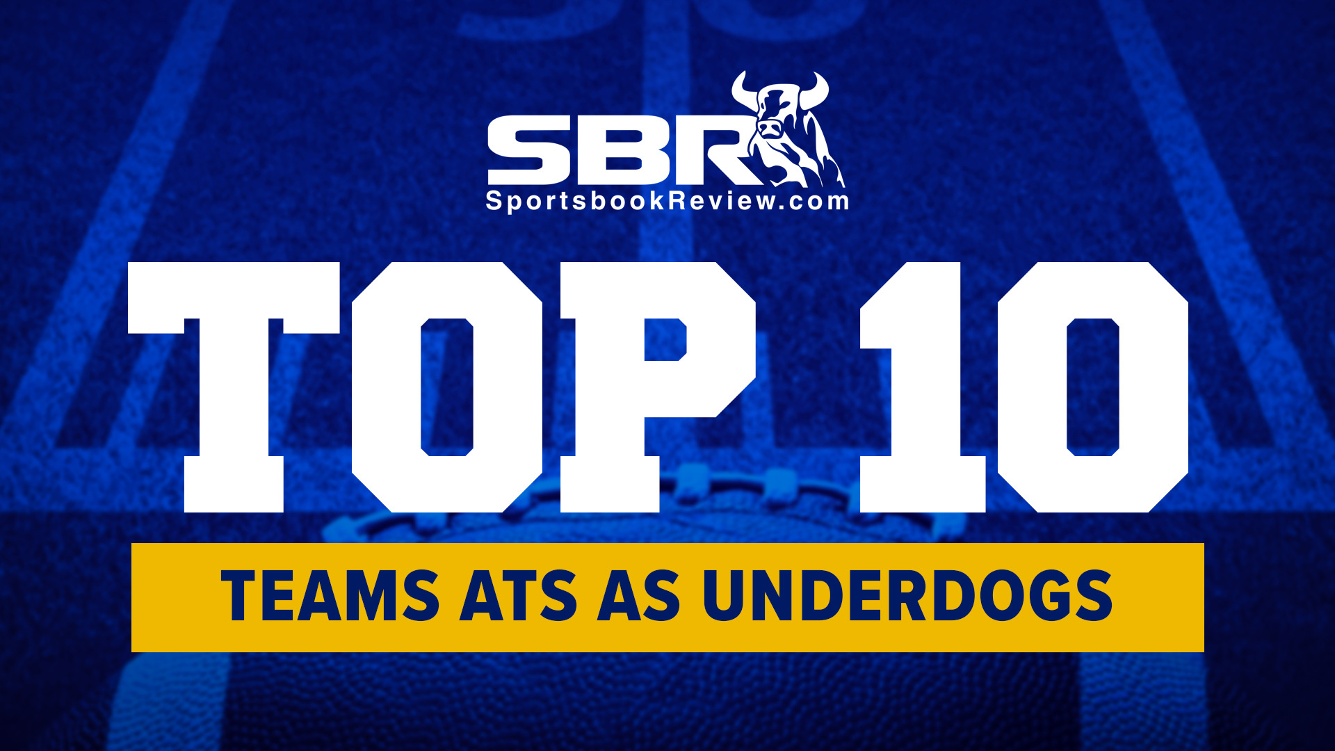 [WATCH] Top 10 Against The Spread Underdogs in NCAAF