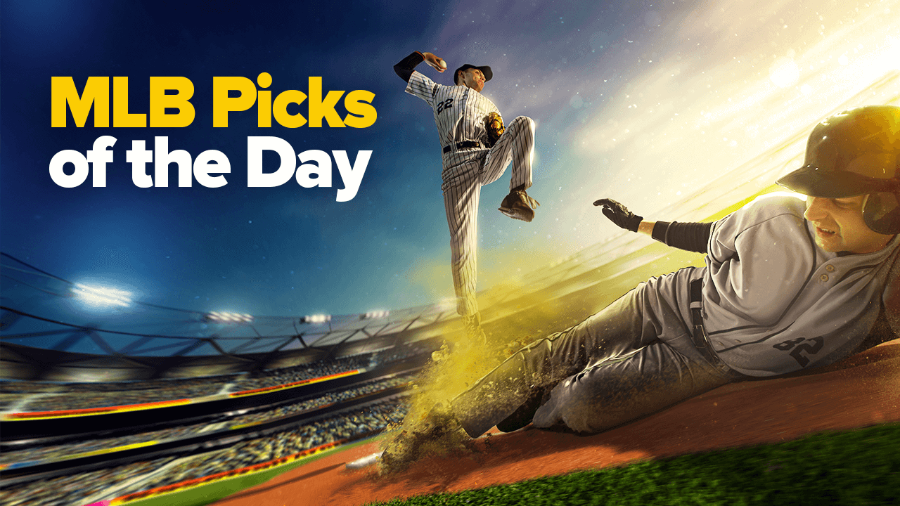 MLB Daily Picks: Totals, Run Line and Moneyline