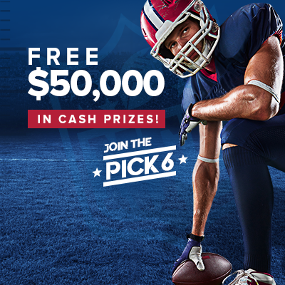 NFL Pick 6 Contest Bets for Week 3: Atlanta's Time to Win, Chicago Bears vs. Atlanta Falcons