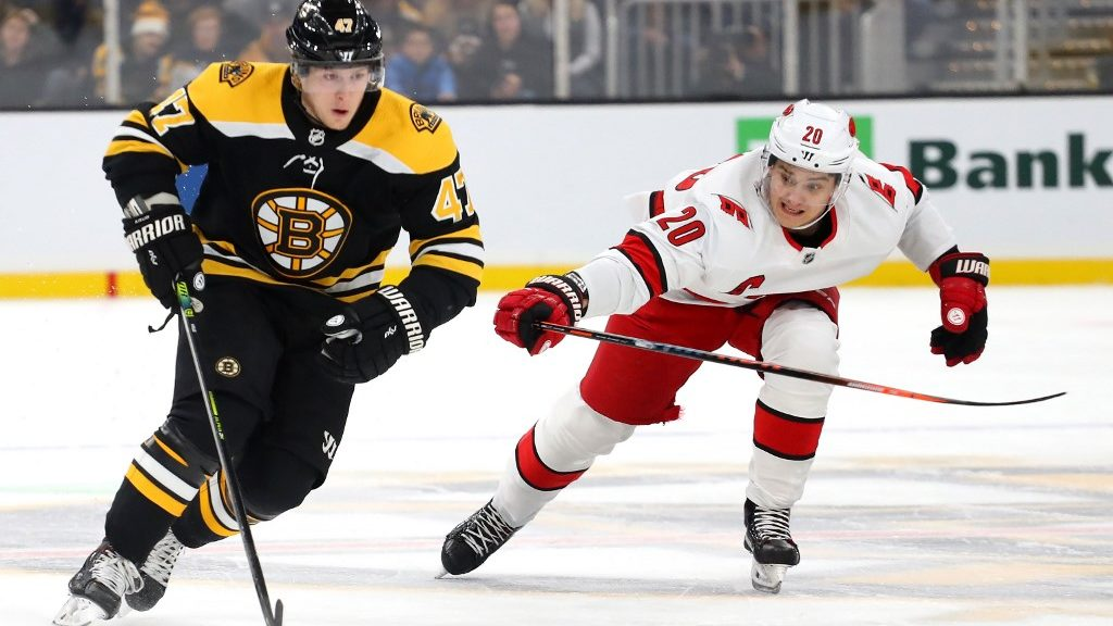 Hurricanes vs. Bruins NHL Series Preview and Predictions