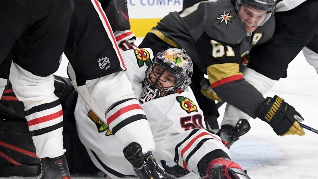 Blackhawks vs. Golden Knights NHL Series Preview and Predictions