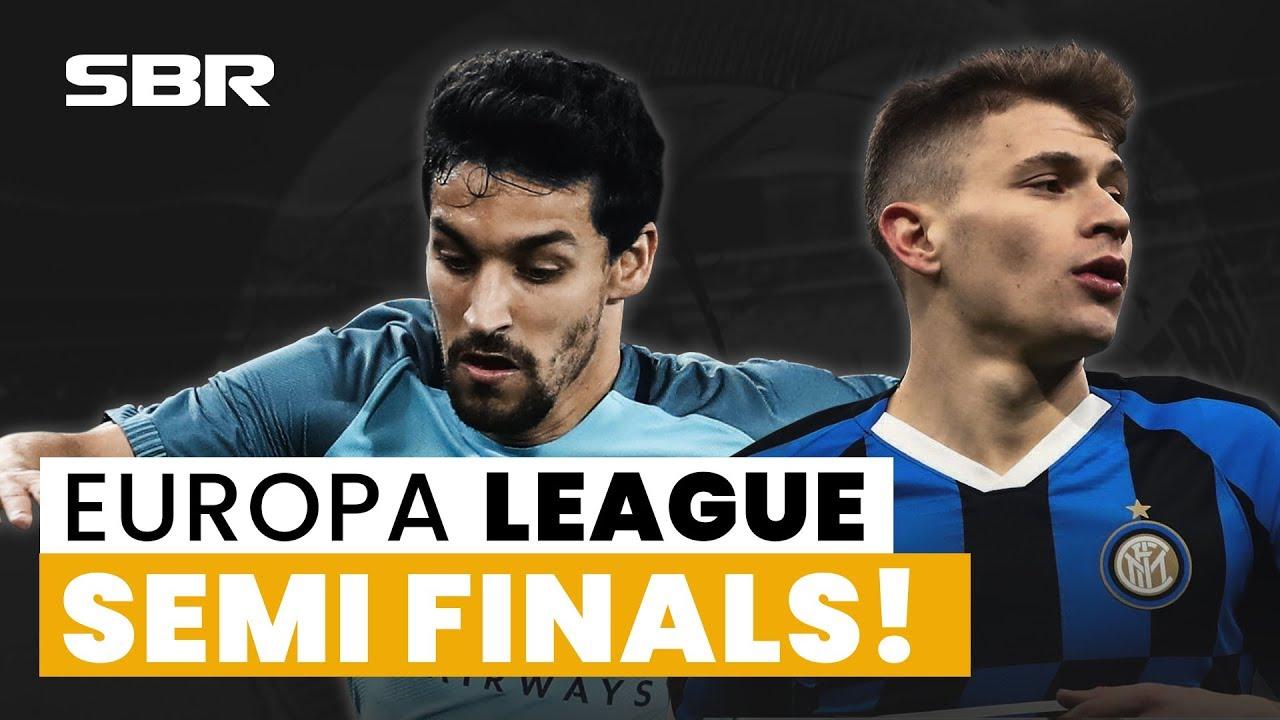 [Watch] Europa League Football Tips, Odds & Predictions (Semi-Finals)