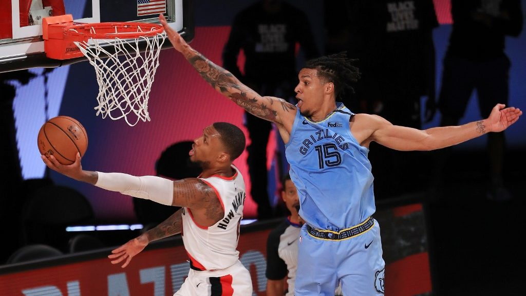 Grizzlies vs. Trail Blazers Play-In Game NBA Picks and Betting Odds