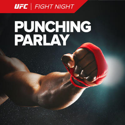 UFC in Vegas 19: The Weekly Punching Parlay
