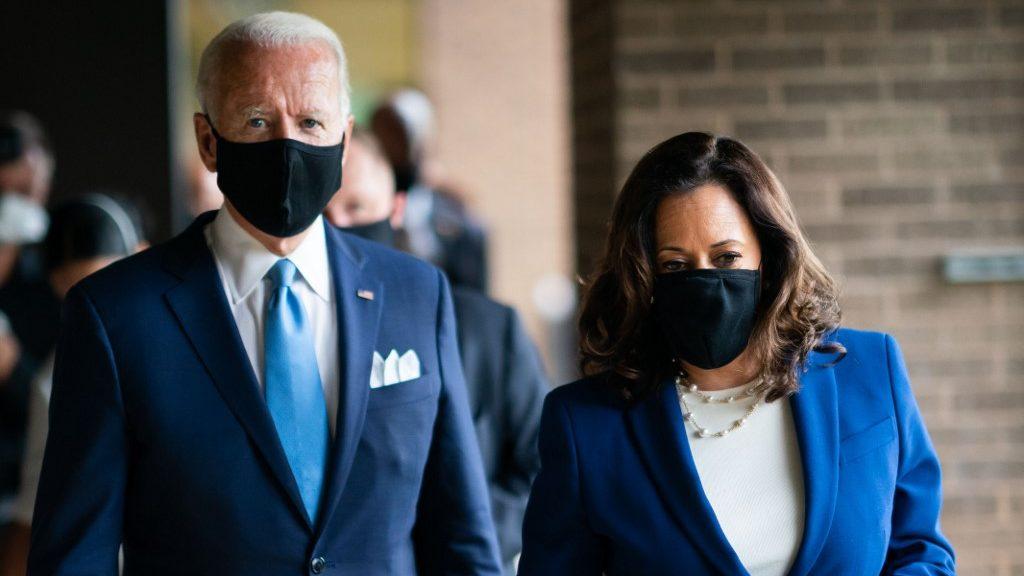 Joe Biden's Odds Take a Beating Following Kamala Harris VP Nod